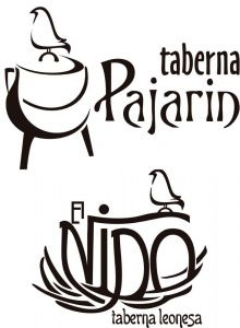 Logo Taberna Pajarin - Nido