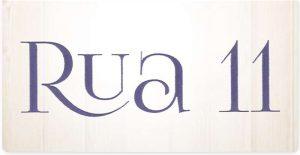 Rua 11 - Logo