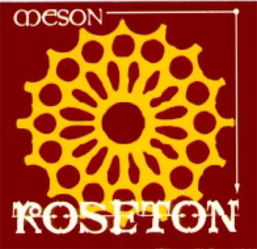 Meson Roseton - Logo