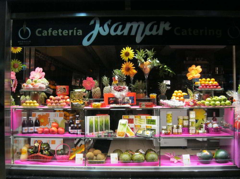 Tienda de Gastronomía Leonesa Isamar - Exterior