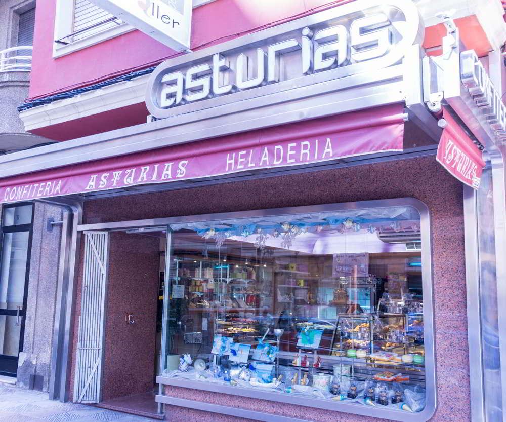 Confiteria Asturias - Exterior