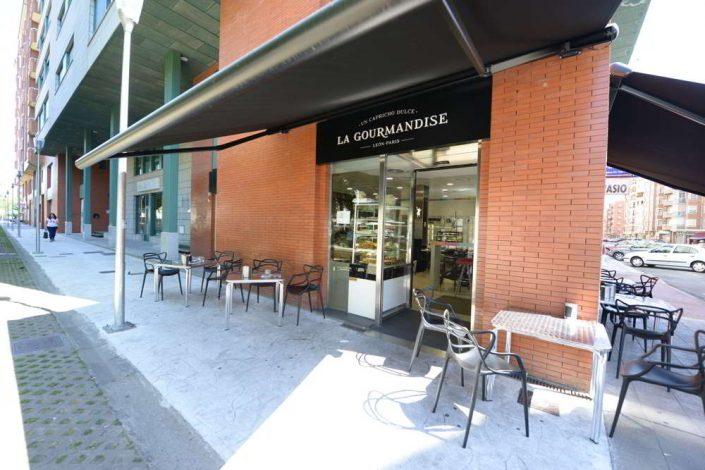 La Gourmandise - Exterior