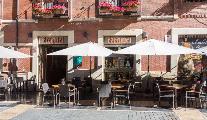 Restaurante Ezequiel - Exterior