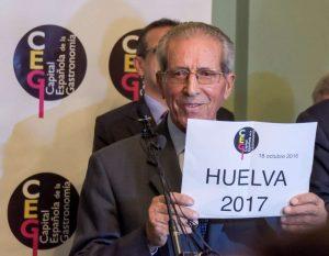Elección Capital Gastronómica 2017 - Federico Martín Bahamontes