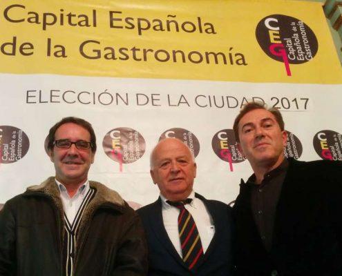 Elección Capital Gastronómica 2017 - Pedro Palacios