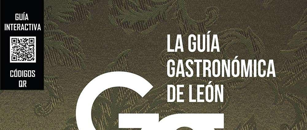 Guía Gastronómica de León 2016 impresa