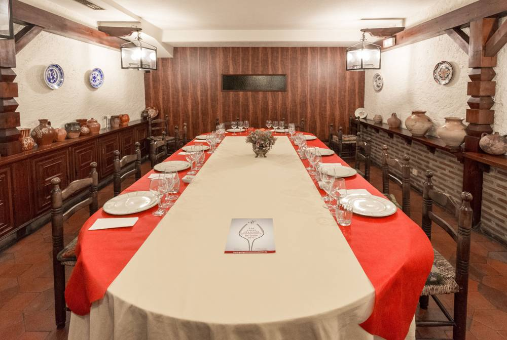 Cata Personalizada Restaurante Adonias - Grupo BBVA - Guía Gastronómica de León - 1
