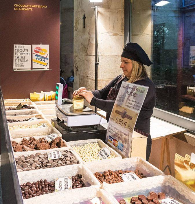 Chocolate Artesano de Alicante