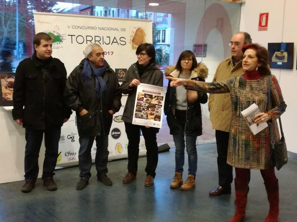 Presentación V Concurso Nacional de Torrijas