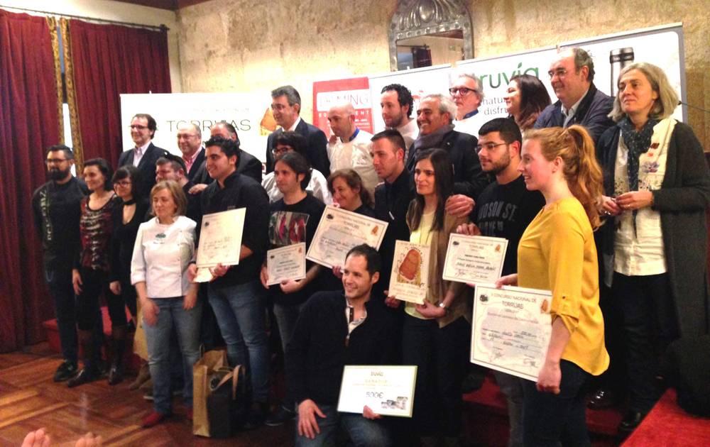 V Concurso Macional de Torrijas de Leon - Entrega de premios