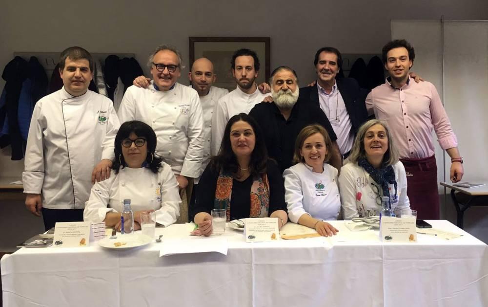 V Concurso Macional de Torrijas de Leon - Jurado