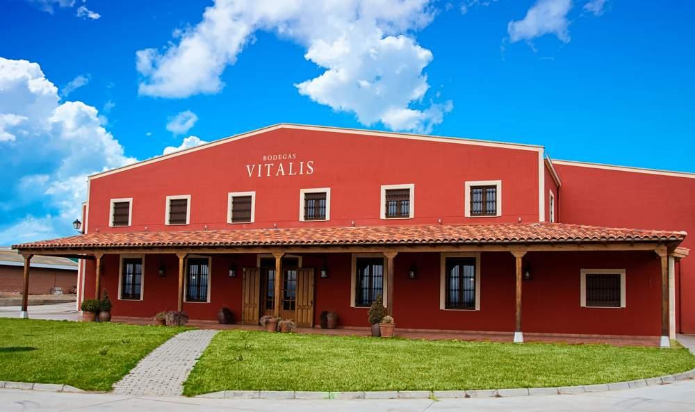 Visita Bodegas Vitalis - Guía Gastronómica de León -1