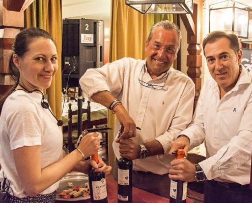 Cata Restaurante Adonias - 1