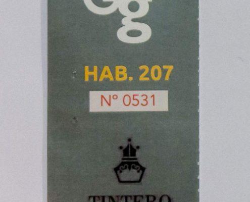 Sorteo Guía Gastronómica Habitación Hotel NH Viernes Santo - 1