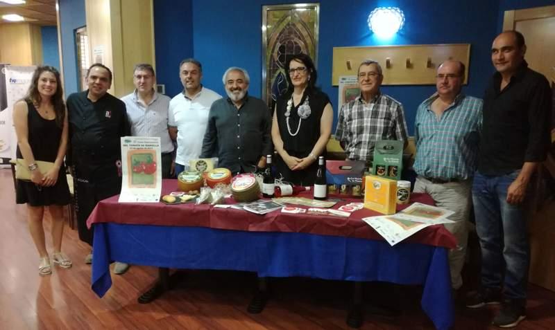 Academia Leonesa de Gastronomía y la XXVIII Feria del Tomate de Mansilla de las Mulas-1