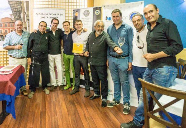 Academia Leonesa de Gastronomía y la XXVIII Feria del Tomate de Mansilla de las Mulas-3