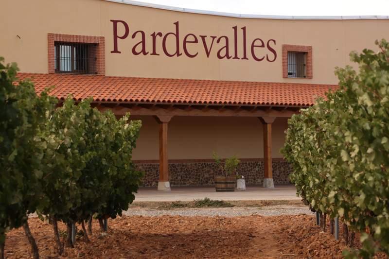 Bodegas Pardevalles - Exterior