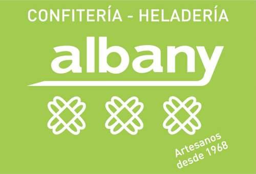 Pastelería Albany - Logo