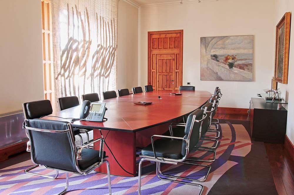 Sala de Reuniones - Museo Casa Botines-2