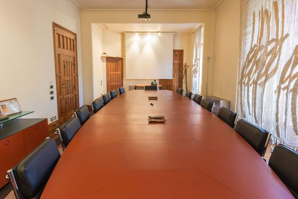 Sala de Reuniones- Museo Casa Botines