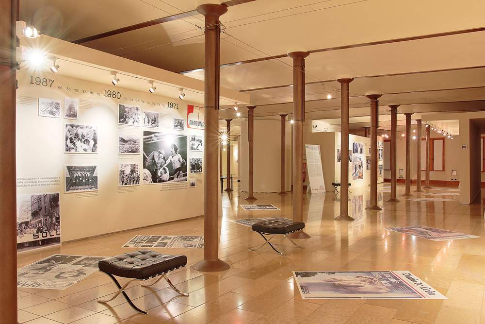 Salones - Museo Casa Botines