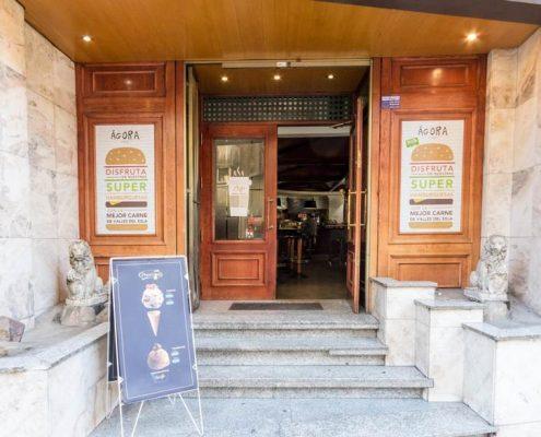 Café Ágora - Exterior