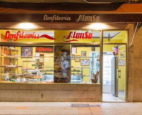 Confiteria Alonso - Exterior