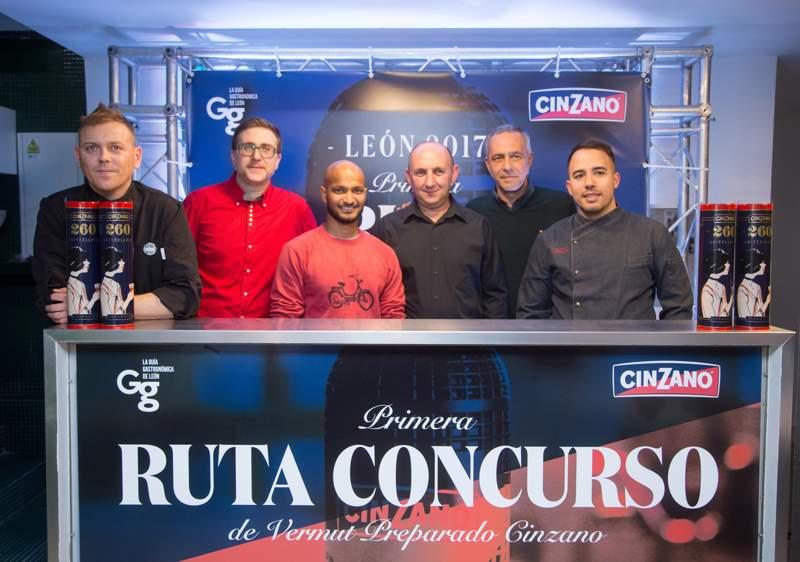 Final Primera Ruta Concurso de Vermut Preparado Cinzano de León - 2
