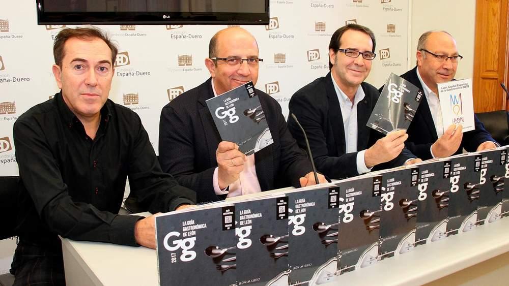 Presentación Segunda Edición Guía Gastronómica de León
