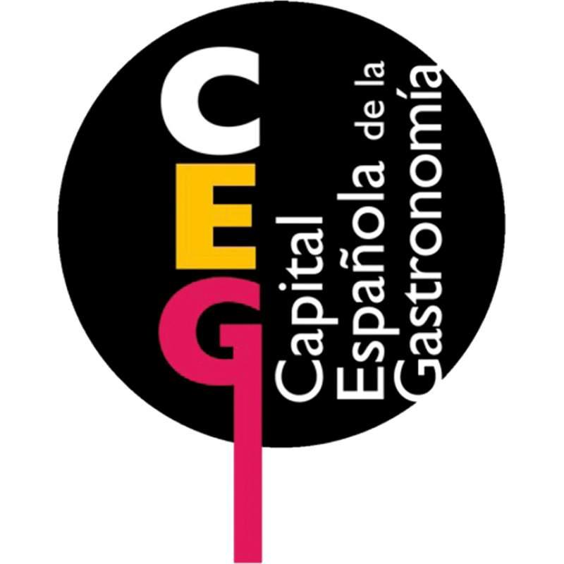 Capital Española de la Gastronomía - Logo