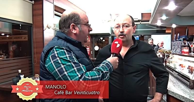 Las Mejores Sopas de Ajo de León 3-2 Café Bar 24