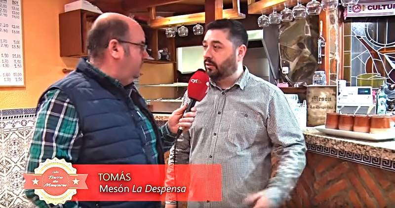 Las Mejores Sopas de Ajo de León 3-4 Mesón La Despensa