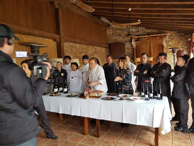 XVI Jornadas de la exaltación de la carne de buey - Bodega El Capricho - 1