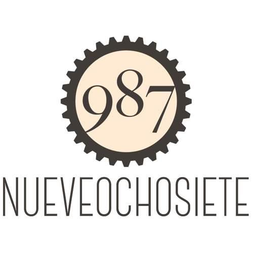 987 London Gin - Logo