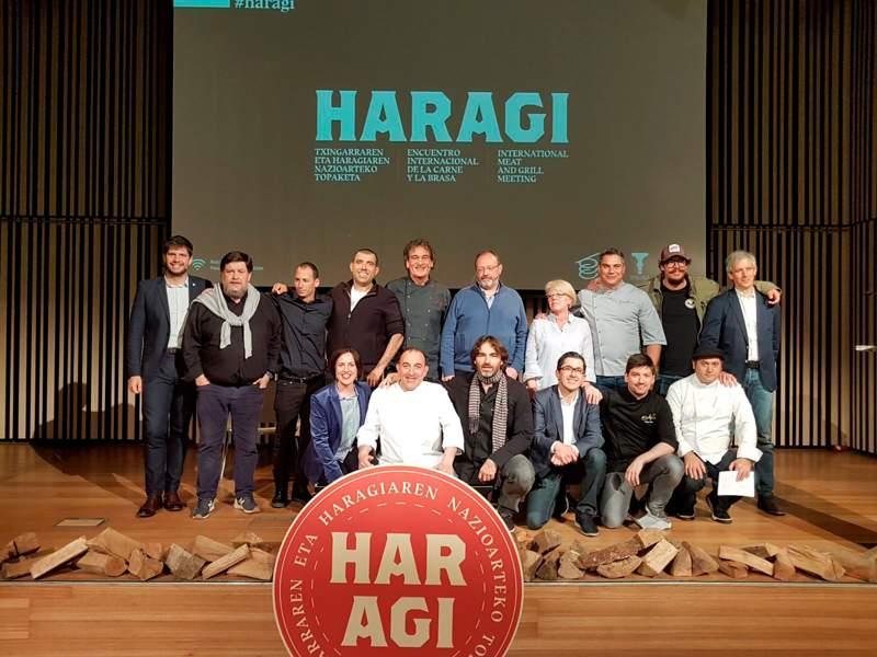 I Encuentro Internacional de la Carne y la Brasa celebrado en Tolosa
