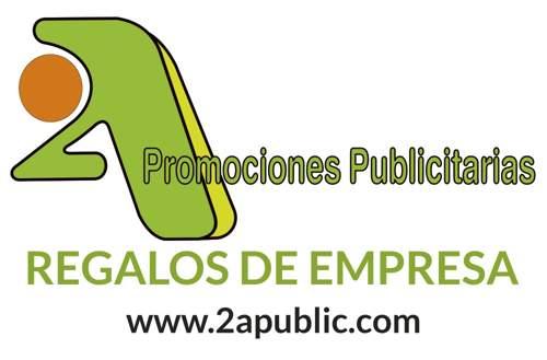 2A Promociones Publicitarias - Logo