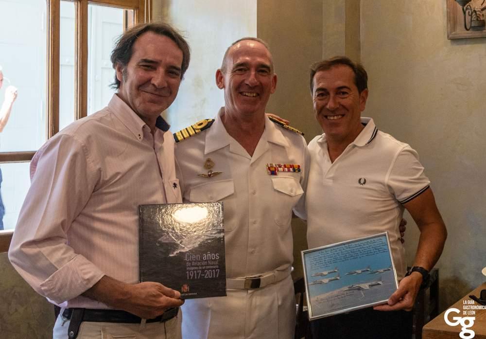 Guía Gastronómica de León IX Escuadrilla de la Armada Española-4