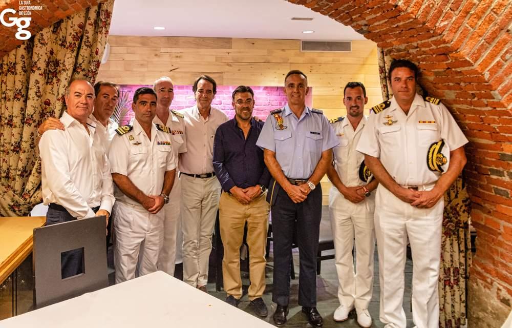 Guía Gastronómica de León IX Escuadrilla de la Armada Española-6