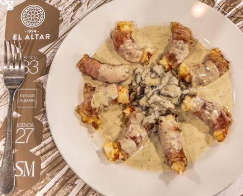 Restaurante Bar El Altar León - 3