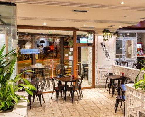 Restaurante Cafetería Ágora León 2018 - 1