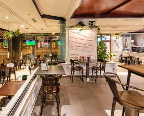 Restaurante Cafetería Ágora León 2018 - 2