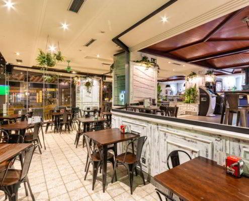 Restaurante Cafetería Ágora León 2018 - 4