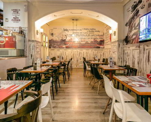 Restaurante Cafetería Ágora León 2018 - 5