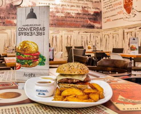 Restaurante Cafetería Ágora León 2018 - 6