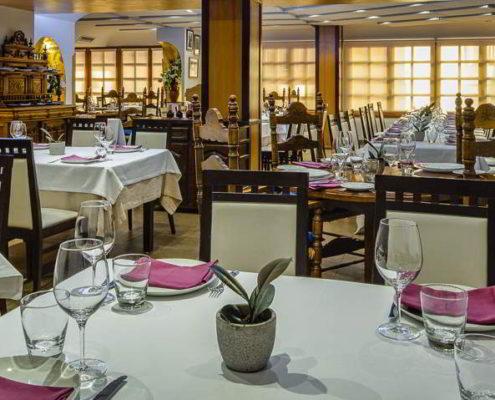 Restaurante Valderas León 2018 - 2