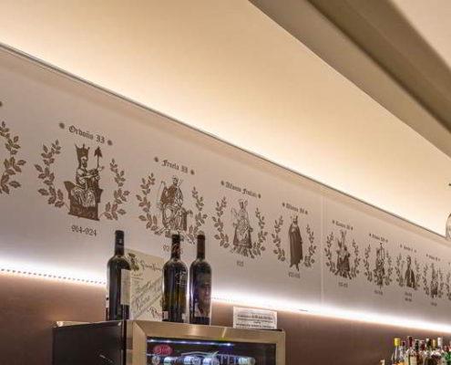 Bar Gourmet Curia Regia León 2018 - 6