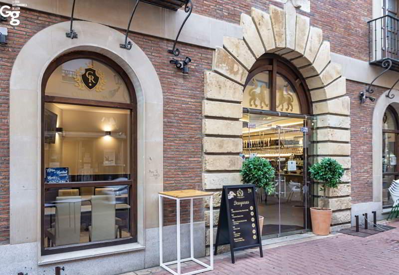 Bar Gourmet Curia Regia León 2018 - Portada