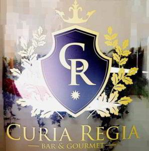 Bar Gourmet Curia Regia - Logo