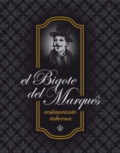 El Bigote del Marqués León - Logo