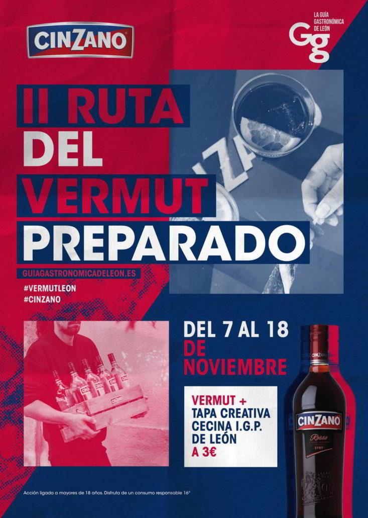 II Ruta Concurso Vertmut Preparado Cinzano León 2018
